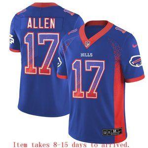 Buffalo Bills Josh Allen Drift Jersey